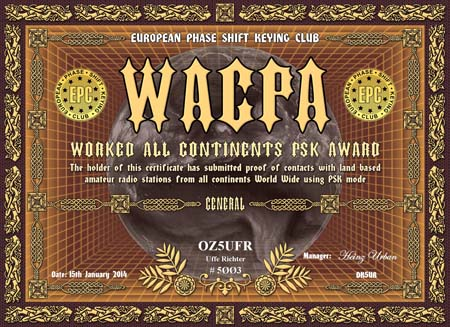 OZ5UFR-WACPA-GENERAL
